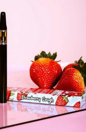 Exotic Carts Strawberry Cough - Exotic carts flavors - Exotic carts